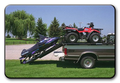 Atv/Snowmobile Lifts