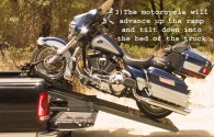 Loading a Motorcycle - Picture3