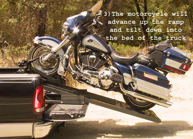 Jet Trax Motorcycle Lifts