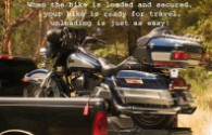Loading a Motorcycle - Picture4